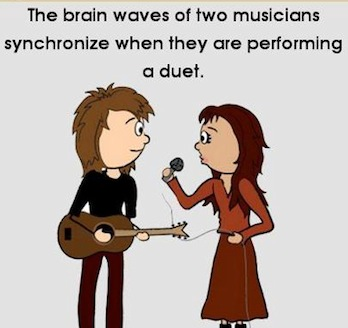 Duet Cartoon