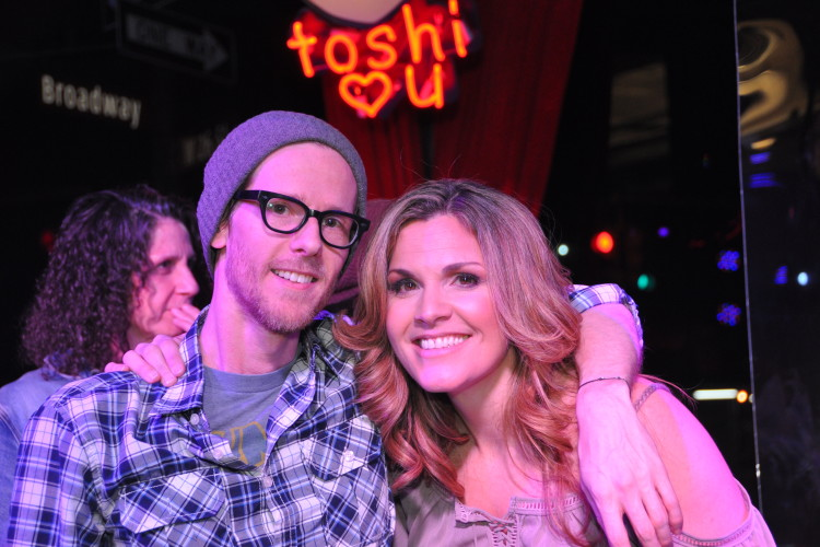 """Getting Out Of My Own Way"""" Official Release Party (Toshi\'s NYC ..."""